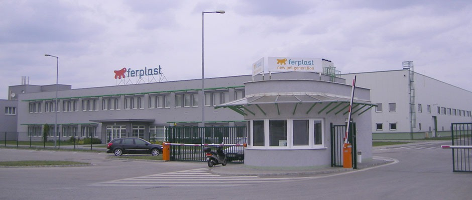 Production plant Ferplast Nesvady