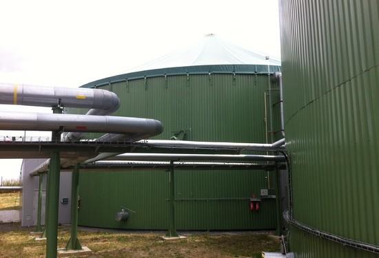 Bioplynová stanica Veľké Turovce
