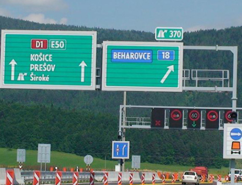 Motorway D1 Studenec – Beharovce