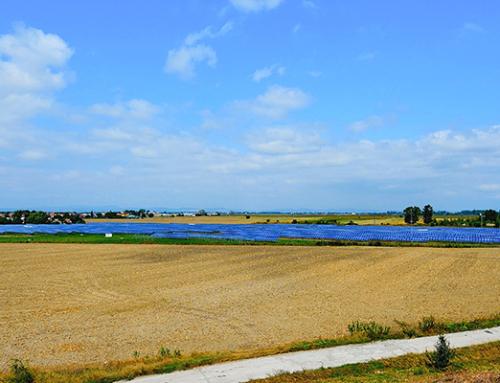 Photovoltaic power plant, Drahovce