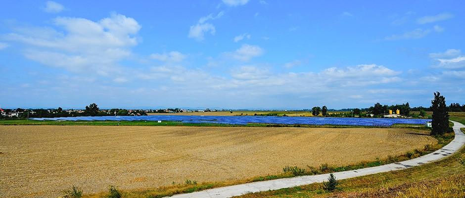 Fotovoltaické elektrárne Drahovce