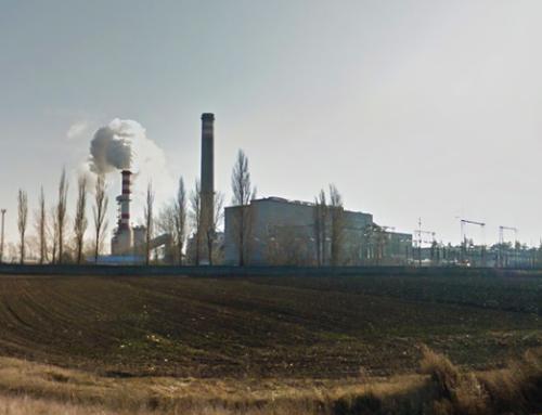 Power Plant Oroszlány, Hungary