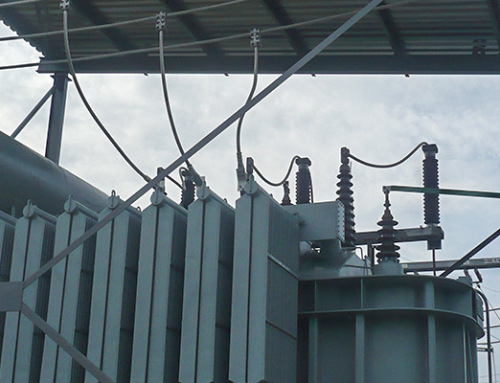 TM Kuzmice substation