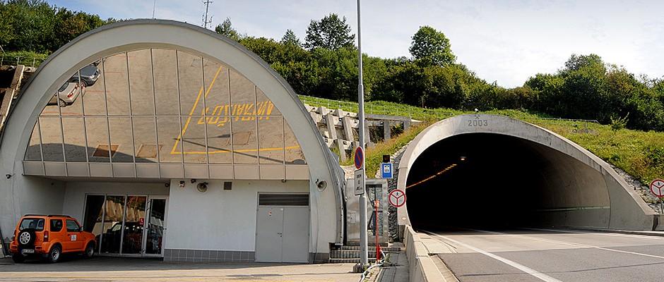 Túnel Horelica