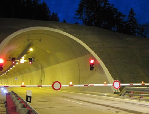 The Bôrik tunnel
