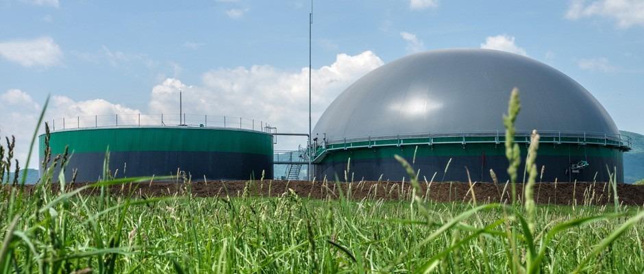 Biogas station Veľké Turovce