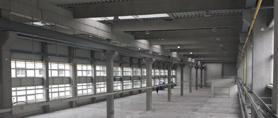 Krompachy Brown Industrial Park