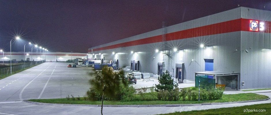 P3 Logistic Park Lozorno