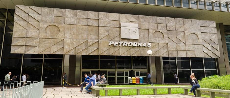 Refinería Petrobras, Brasil