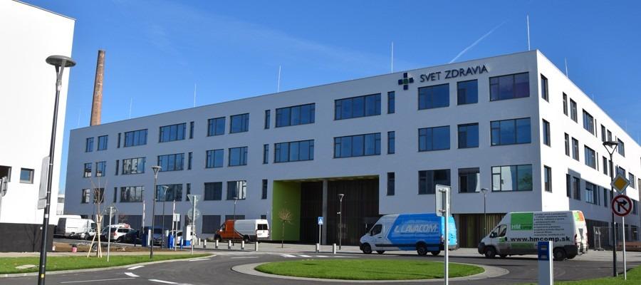 Hospital de Nueva Generación de Michalovce