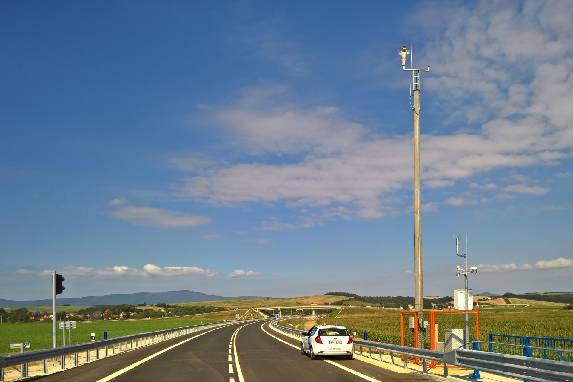 Highway R2 Ruskovce – Pravotice