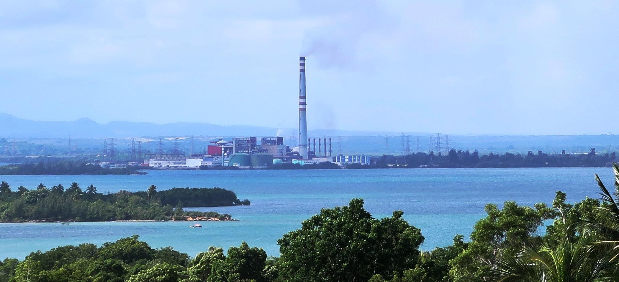 Tepelná elektráreň Felton, Kuba